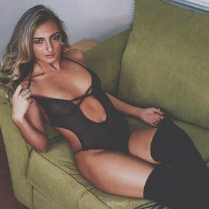 c55671d724 Cali Diamond Intimates   Sleepwear - CALI BAD GIRL BLACK SEXY LACE  BABY-DOLL LINGERIE